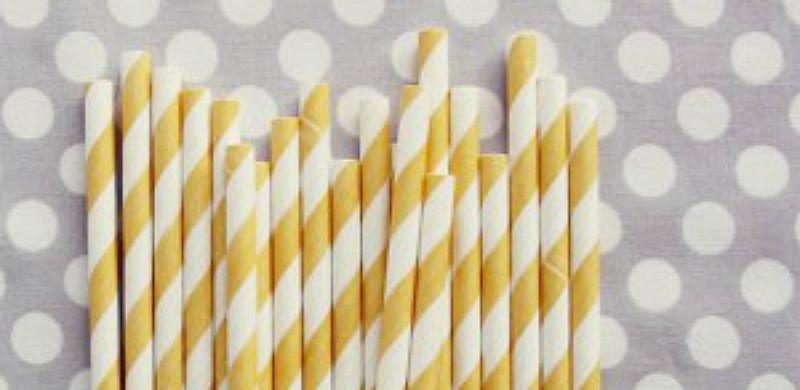 Stripey Straws
