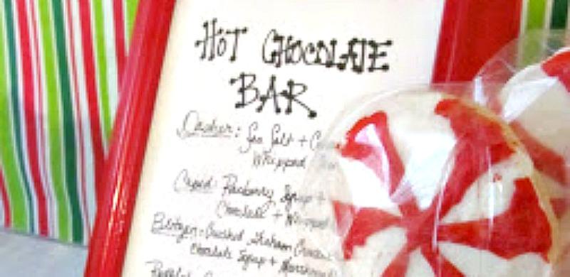 Hot Chocolate Bar - 4