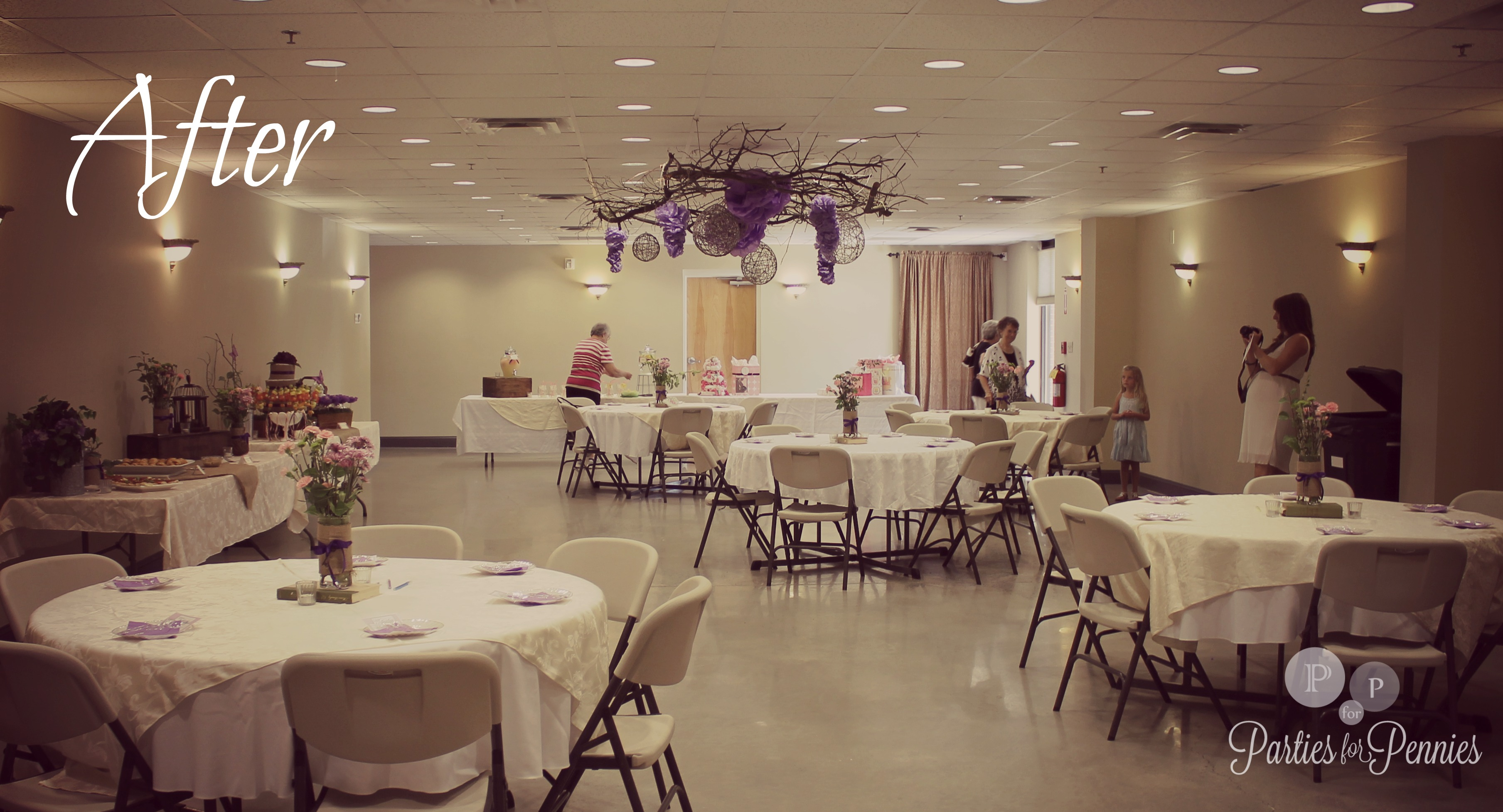 boy baby shower hall decorations the hippest