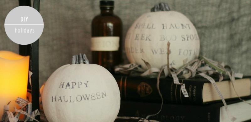Halloween Decor Feature
