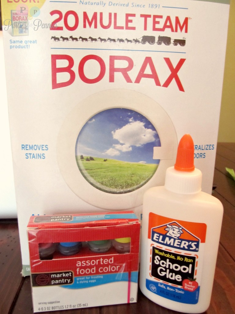 How To Make Toothpaste Slime? Borax (can