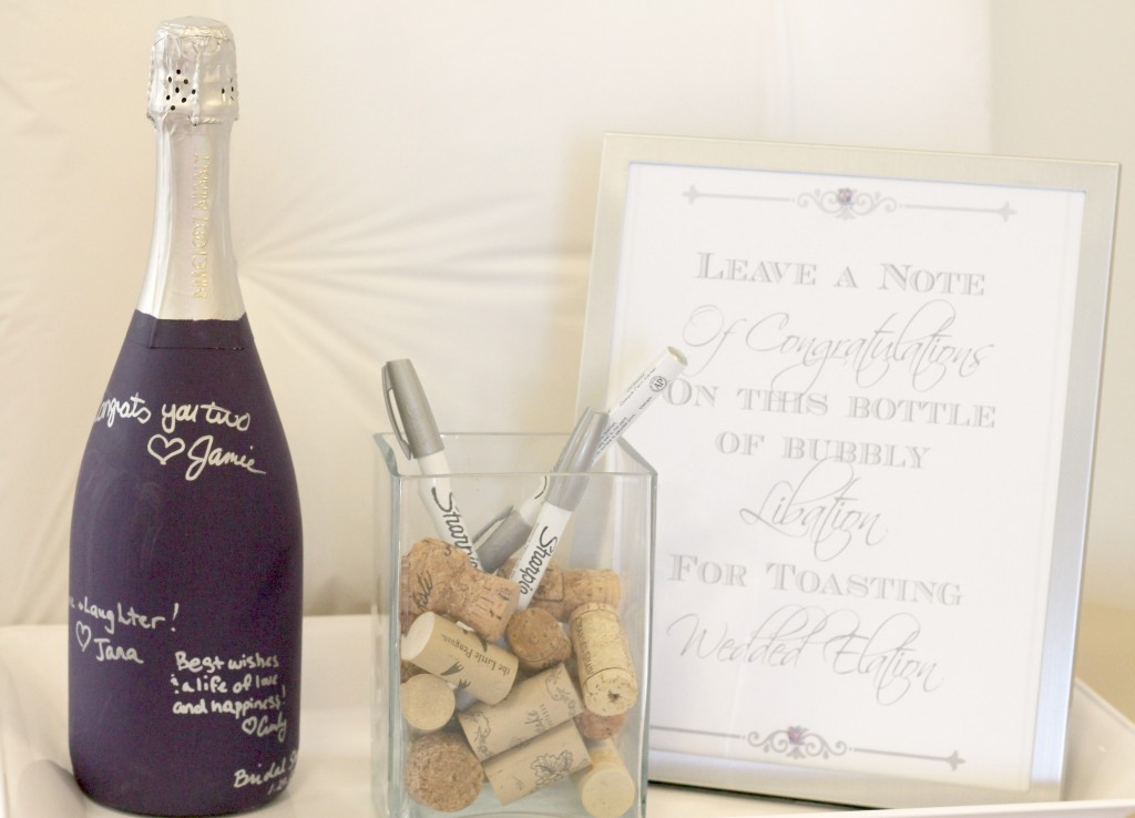 Wedding Gift Ideas For People Who Have Everything: Champagne Bridal Shower