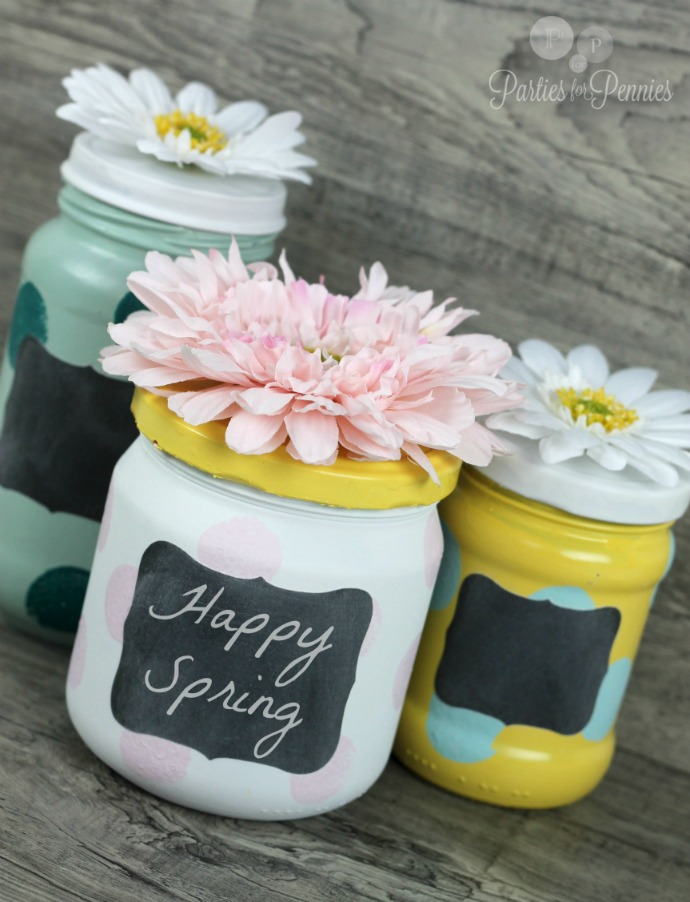 Anthropologie Mashup Jars by PartiesforPennies for LivingLocurto
