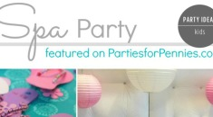 Spa Party Feature