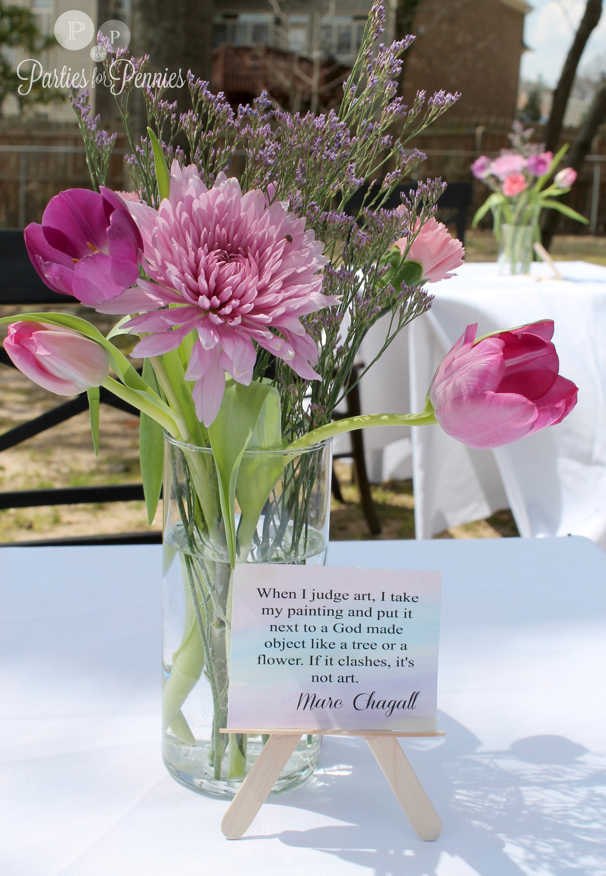 Simple Baby Shower Centerpieces 2102 x 3037
