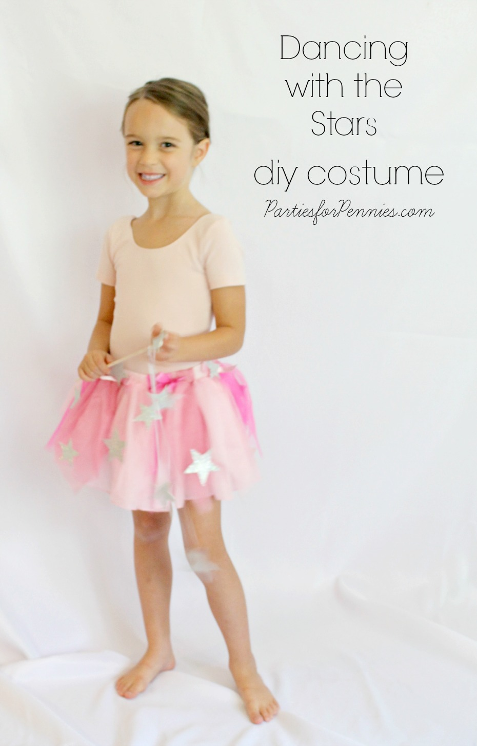 DIY Costume - Dancing with the Stars by PartiesforPennies.com