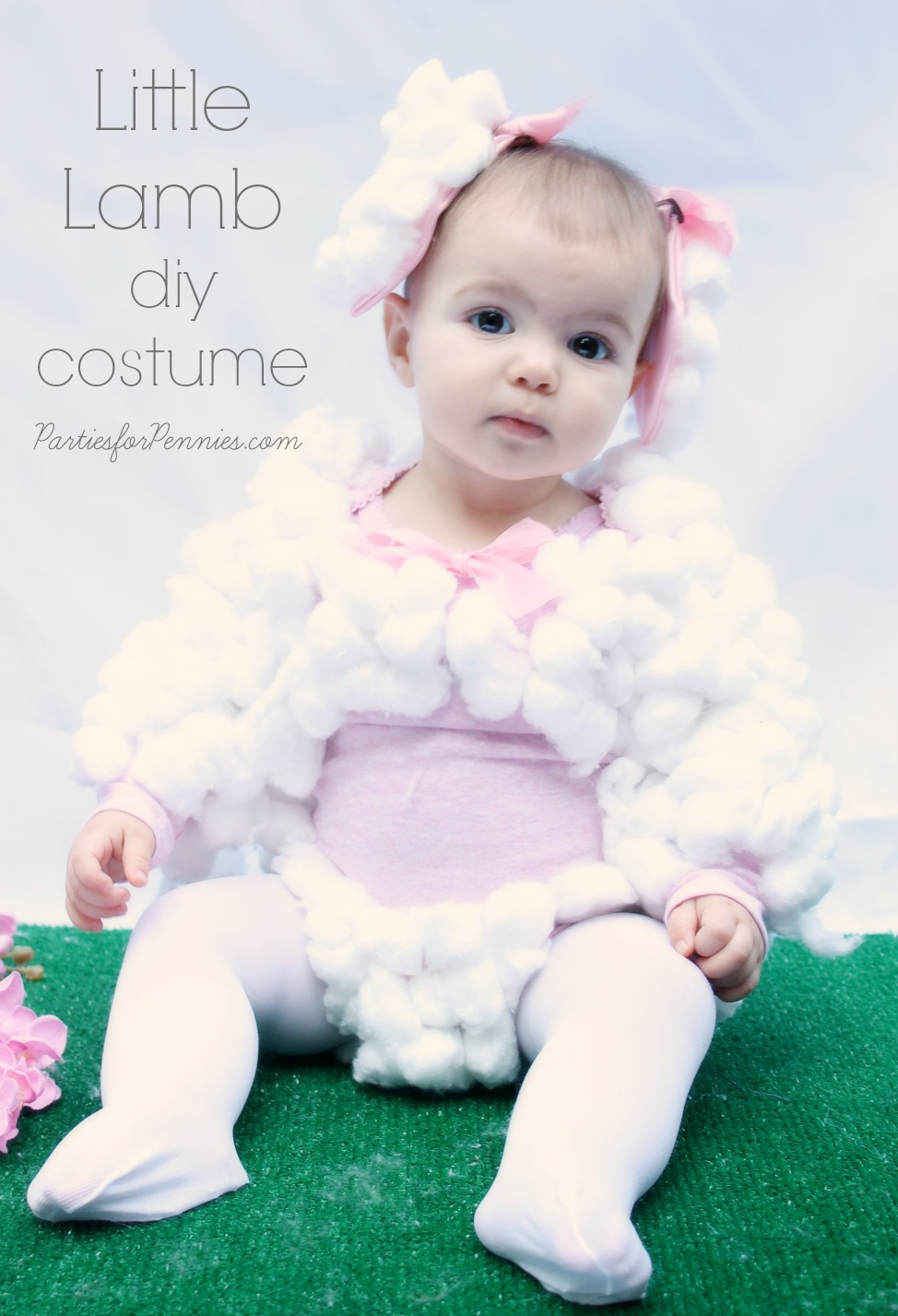 how to make a black sheep costume