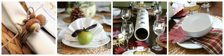 Thanksgiving Inspiration & Ideas from PartiesforPennies.com