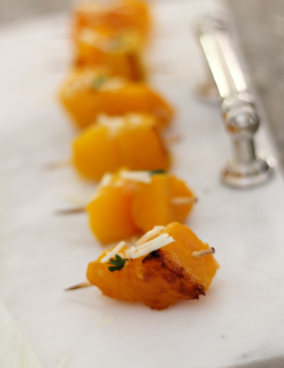 Budget Friendly Appetizer - Butternut Squash