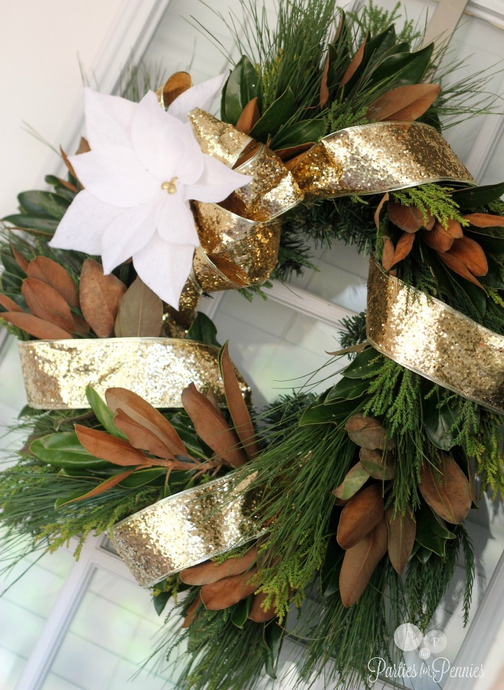 Natural Christmas Decoration Tips - wreath