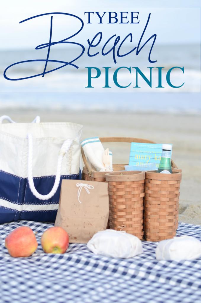 Tybee Beach Picnic