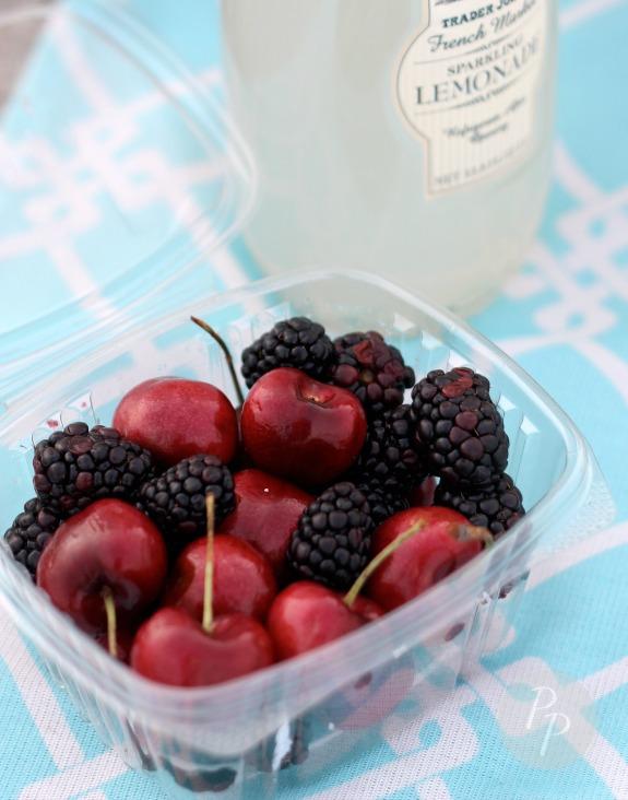 Tybee Picnic - Berries