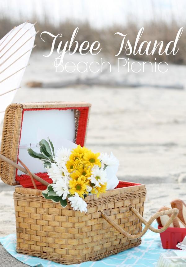 Tybee Sleepover - Beach Picnic