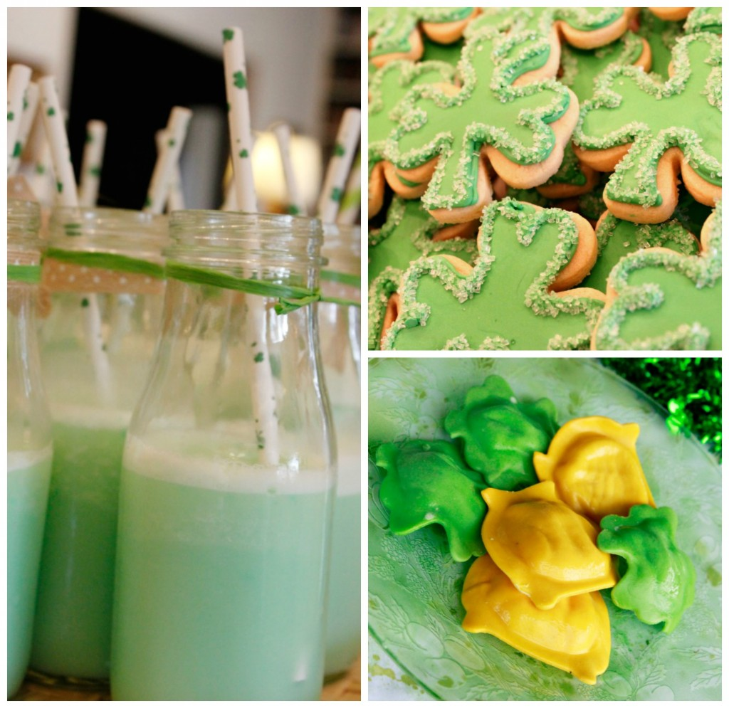 St Patricks Day - Lucky Duck Cafe by Project Housewife