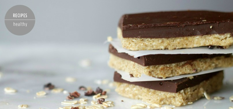Healthy Chocolate Bars | PartiesforPennies.com | #healthy #dessert