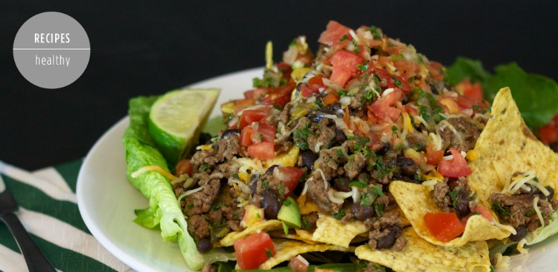 Healthy Nachos - Feature