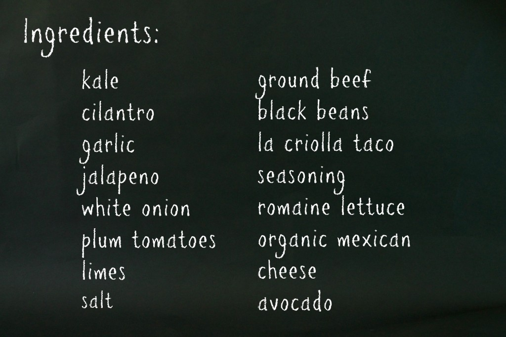 Healthy Nacho Recipe | Ingredients | PartiesforPennies.com