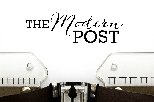 The Modern Post Blog Talk Show | PartiesforPennies.com | Heidi Rew
