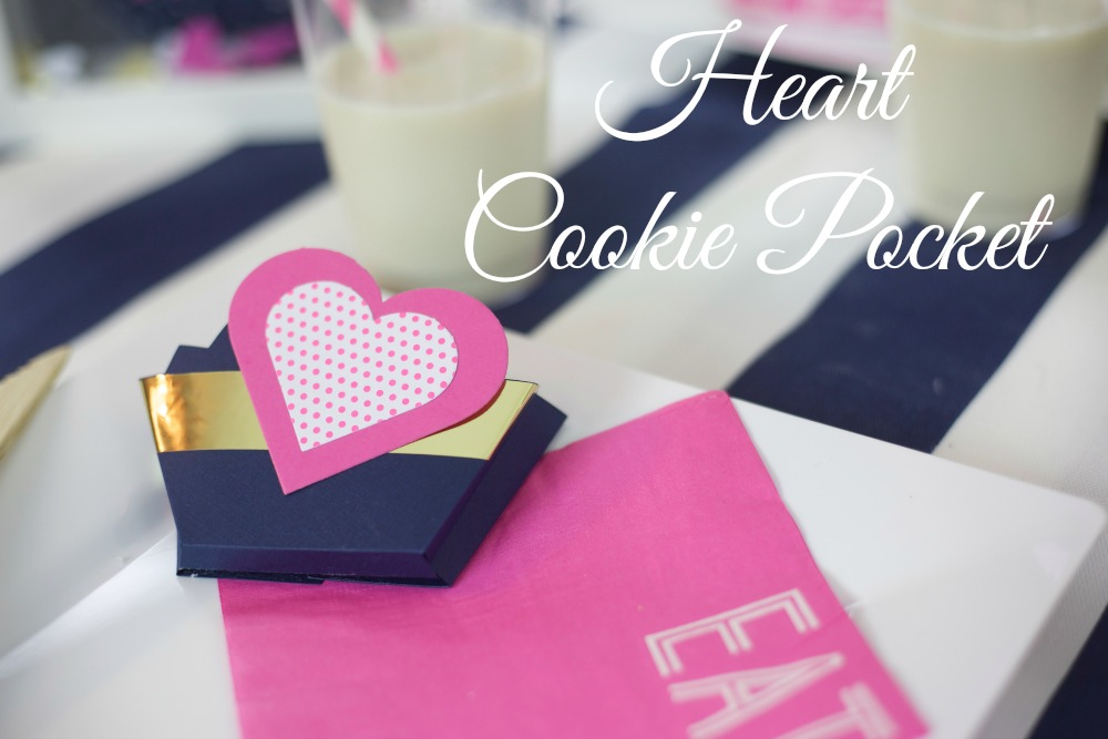 Valentines Day Party |Cookie Pocket | PartiesforPennies.com | #valentinesday #valentine #party