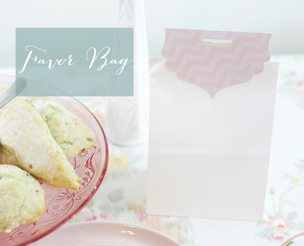 How to Throw a Tea Party with Sizzix | Purse Favor Bag