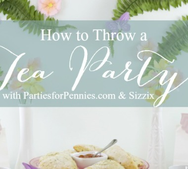 Diy Parties For Penniesparties For Pennies
