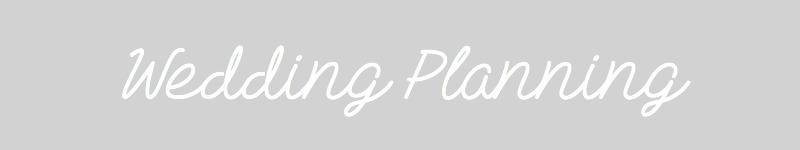 Wedding Planning Apps - Wedding Planning Header