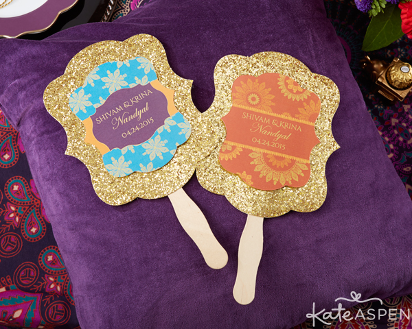 Indian Wedding by Kate AspenParties for Pennies