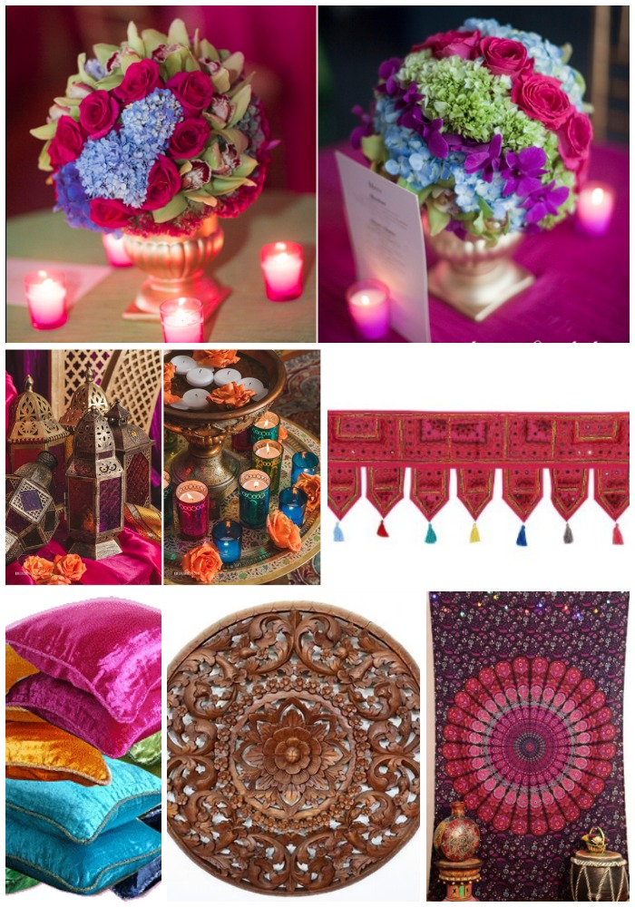 Indian Wedding with Kate Aspen |PartiesforPennies.com