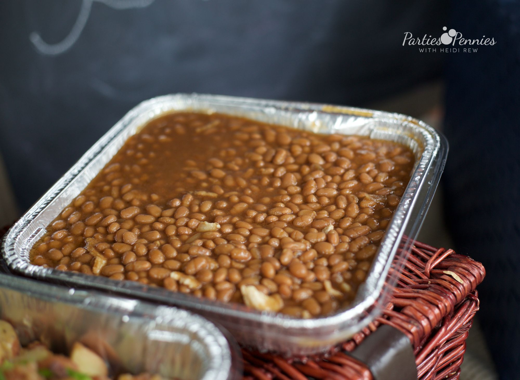 Coca-Cola Fall Football Sam's Club | How to Throw a Tailgate Party | Coca-Cola Baked Beans Recipe| PartiesforPennies.com | #tailgate #floridagators #universityofflorida #shareyourspirit