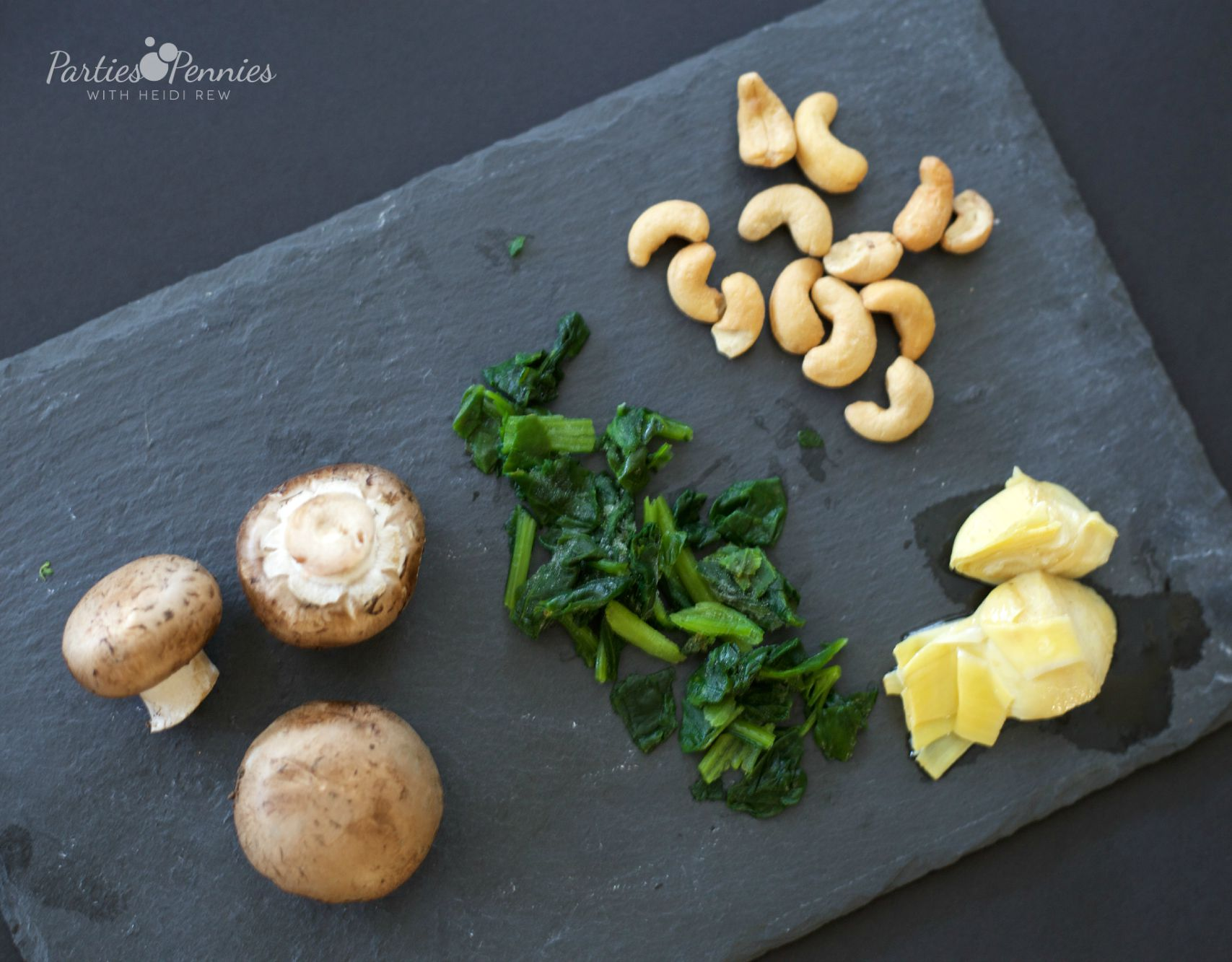 Healthy Appetizer Ingredients