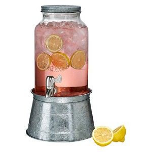 Artland-Oasis-Beverage-Infusing-Dispenser-Jar-Set-with-Stand-0