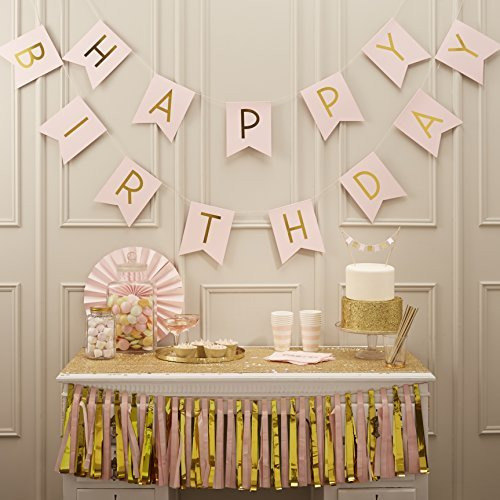 Ginger-Ray-Pastel-Perfection-and-Gold-Foiled-Happy-Birthday-Bunting-Banner-Pink-0