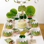 Party-Partners-Design-12-Count-Square-Paper-Party-Plates-Wood-Grain-0-0