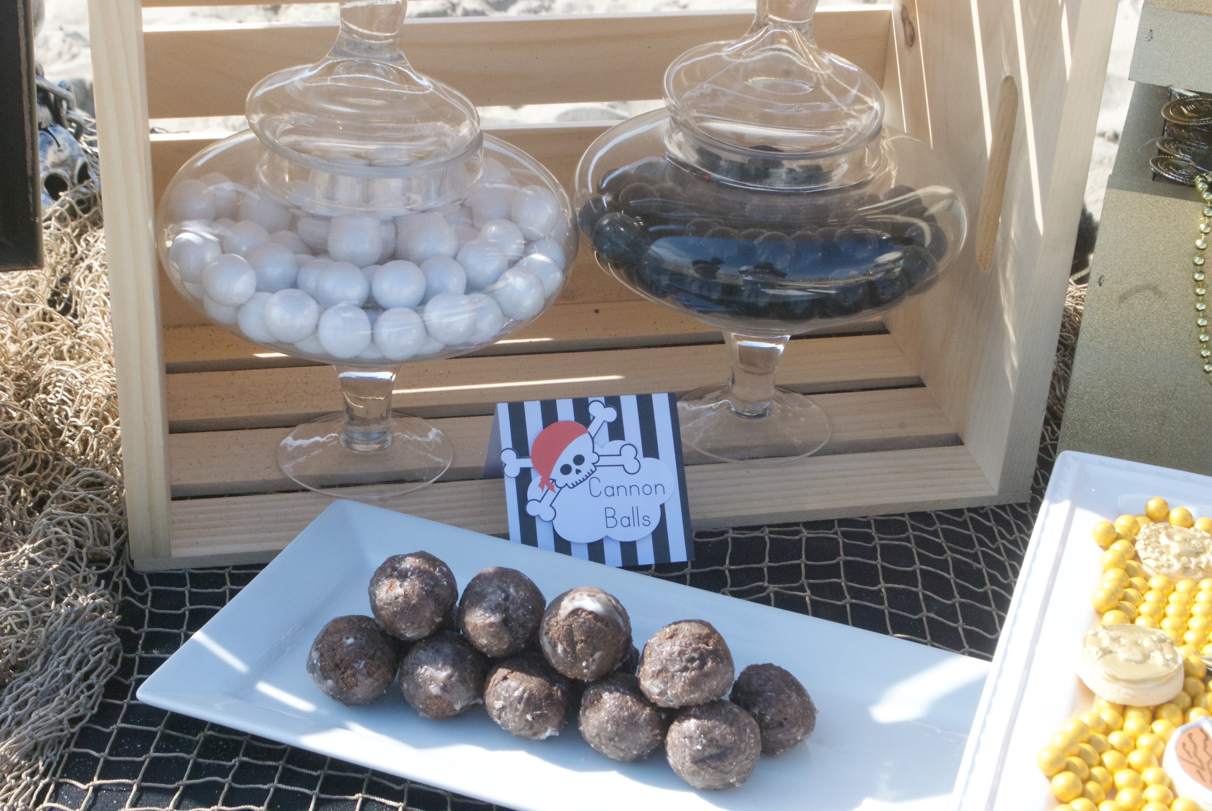 Pirate Party by Just Posh Parties | featured on PartiesforPennies.com