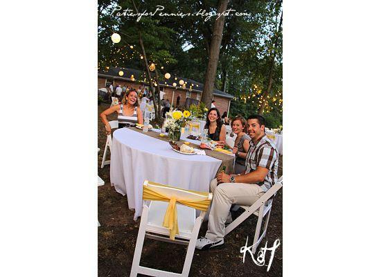 Backyard Reception 4