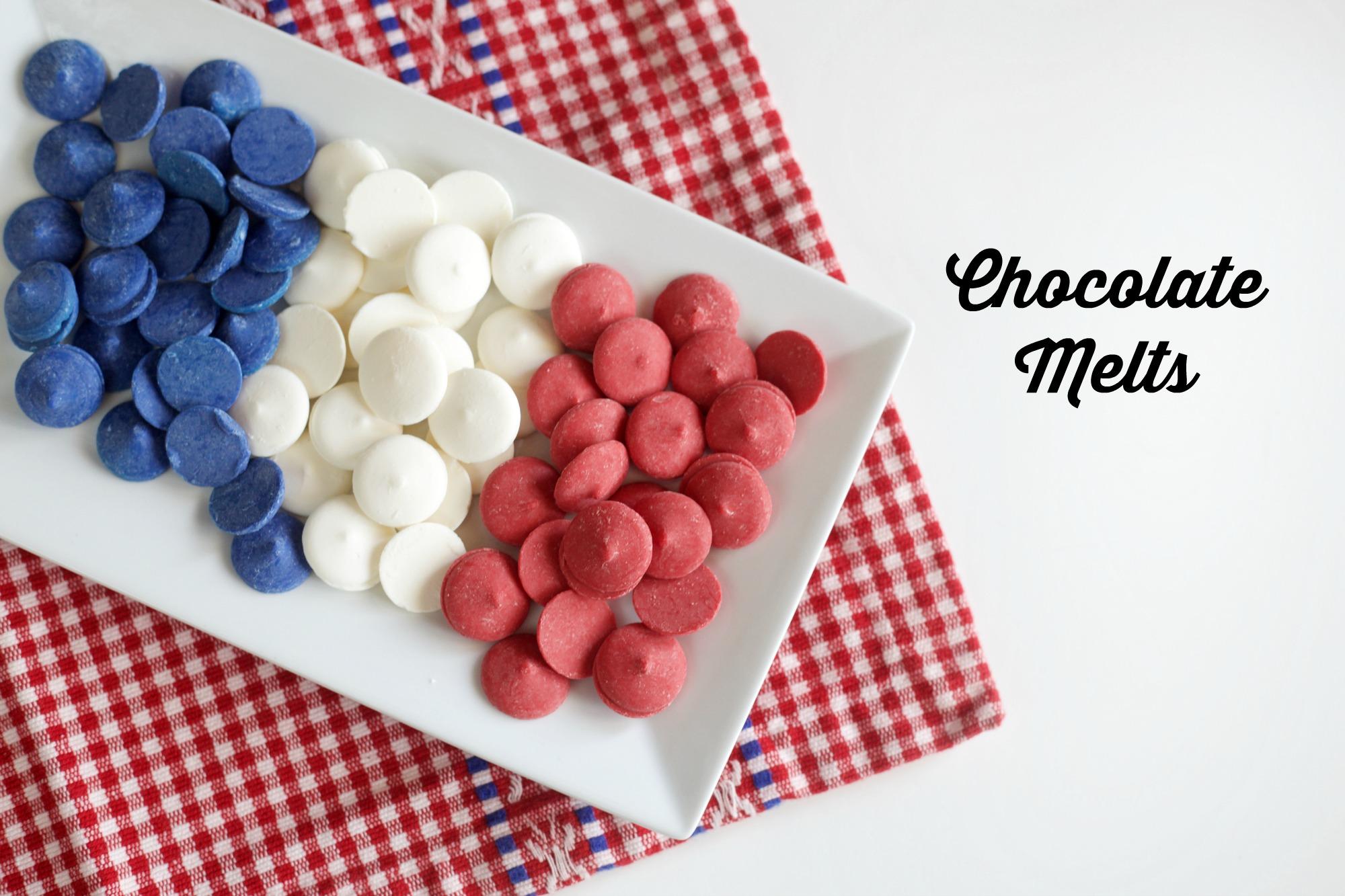 Patriotic Firecracker Dessert | PartiesforPennies.com | 4th of July, Memorial Day, Recipe, Oreos