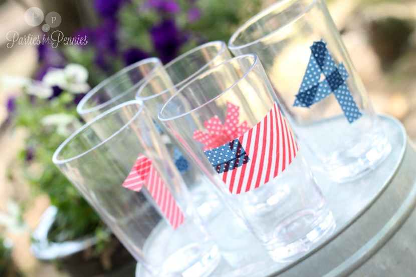 Memorial-Day-Cups-Different-patterns