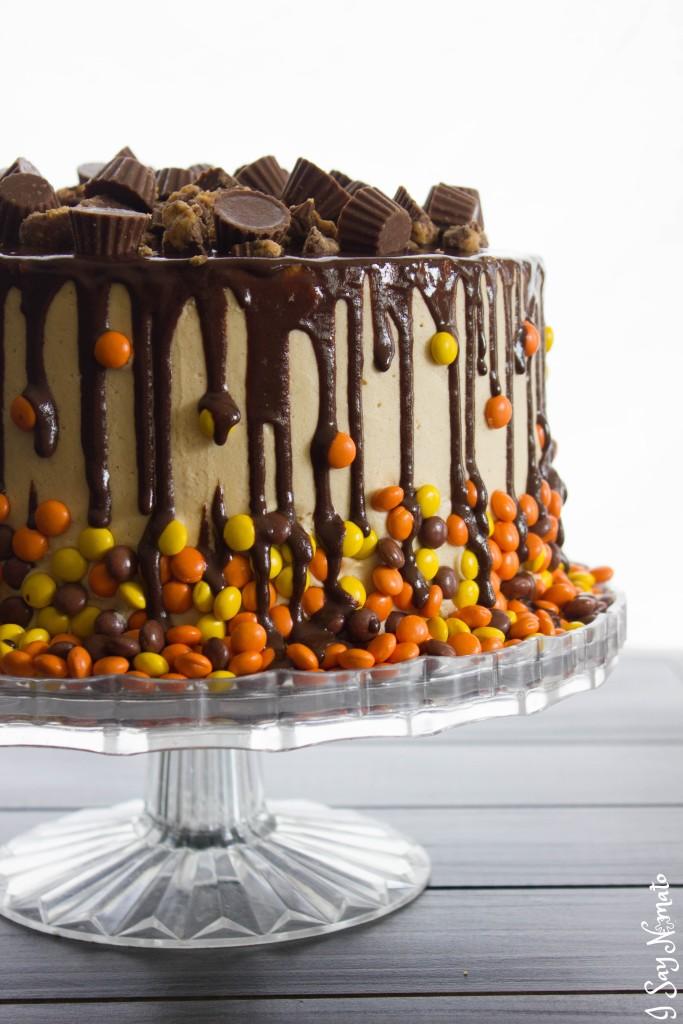 Candy Cake - I say nomato