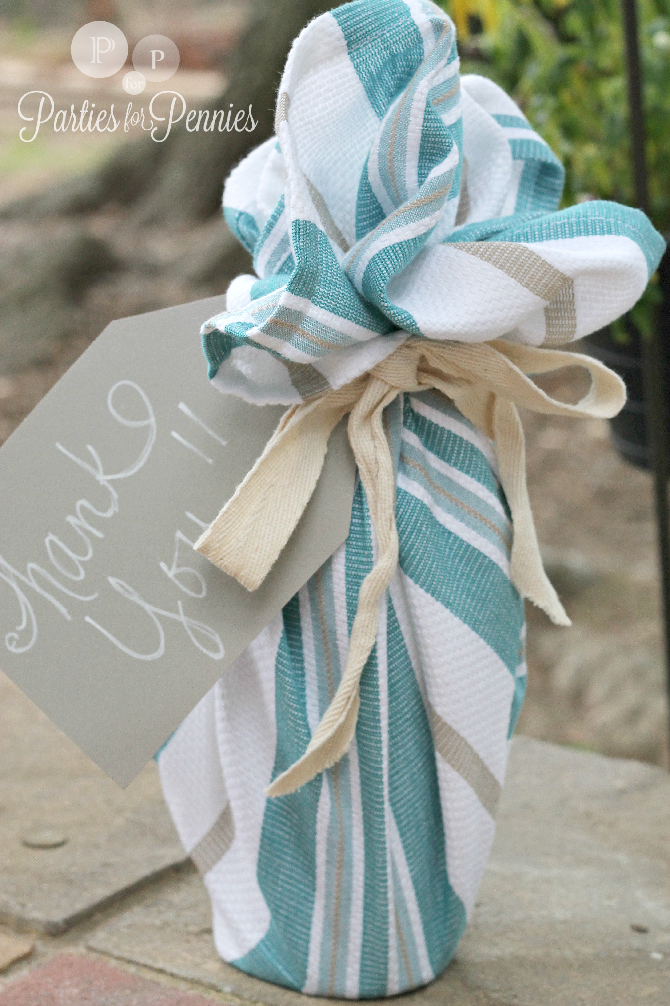 Gift for the Hostess - Parties for Pennies