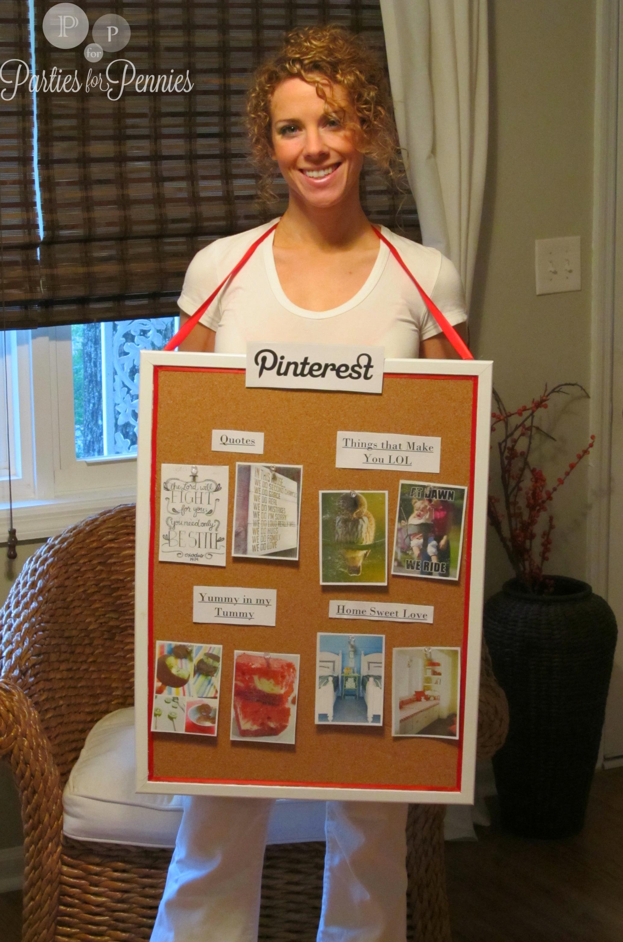 Halloween Costume Pinterest.Diy Halloween Costumes Throwback Thursday Parties For Pennies