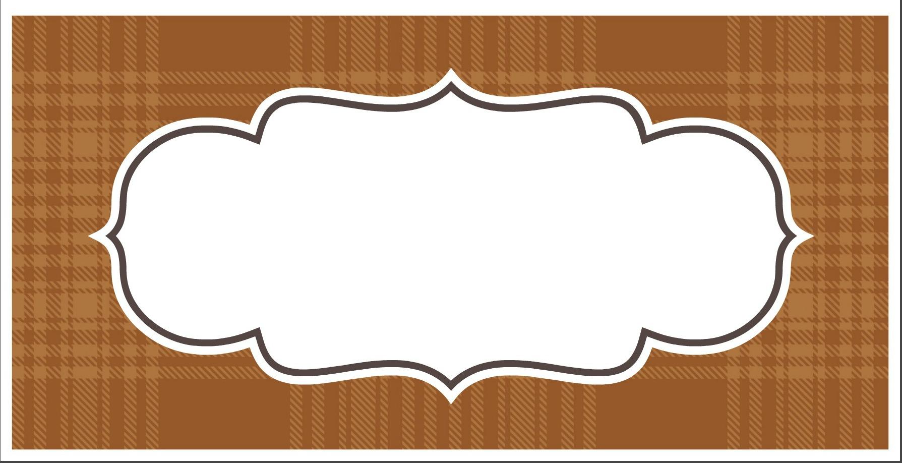 image regarding Printable Thanksgiving Name Cards named Thanksgiving Printables - Events for Pennies