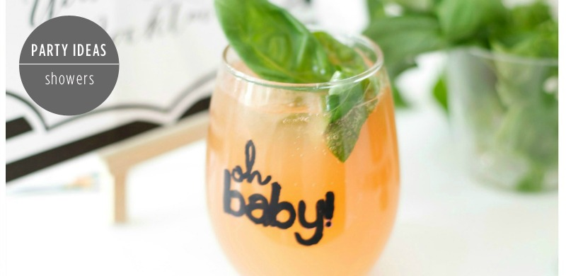 50 Ideas for Planning a Baby Shower | PartiesforPennies.com