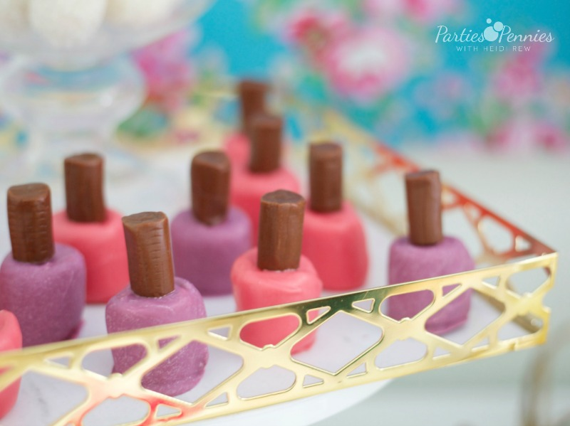 Girls Birthday Party Idea - Spa Party - Parties for Pennies